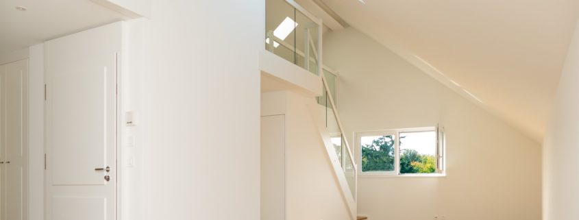 Villa de 2 appartements - St-Prex